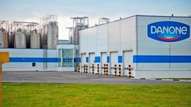 Danone S.A. увеличила чистую прибыль до 1,8 млрд евро