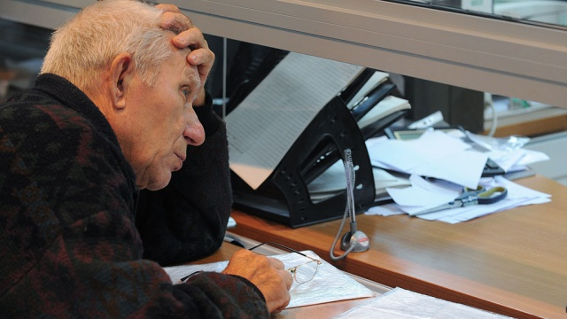 В Украине обозначился новый силуэт врага – люди пожилого возраста