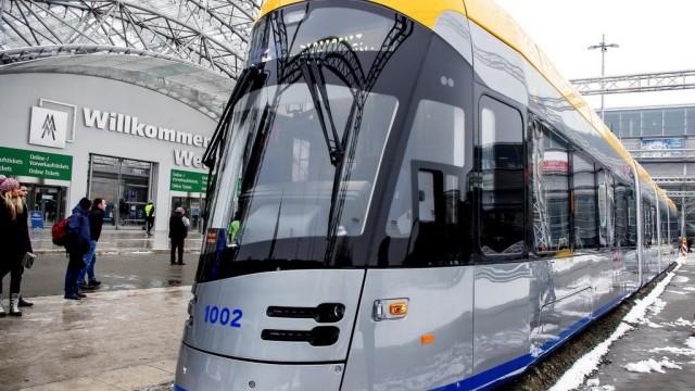 Solaris презентовала футуристический трамвай
