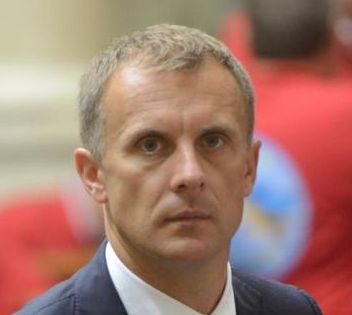 Народний депутат Ярослав Москаленко