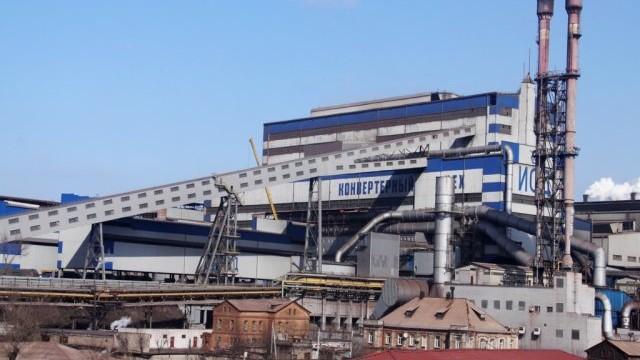 Корпорация ИСД заморозила производство в Алчевске