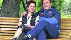 Беглый Янукович бросил свою жену и перебрался к любовнице