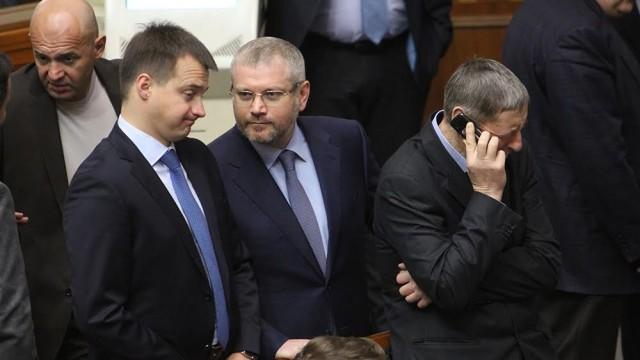 БПП поставила Раде ультиматум по смещению Охендовского