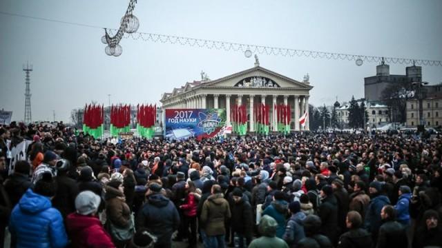В Беларуси прошел