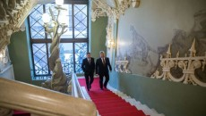 Президенты Словении и Украины встретились в Киеве