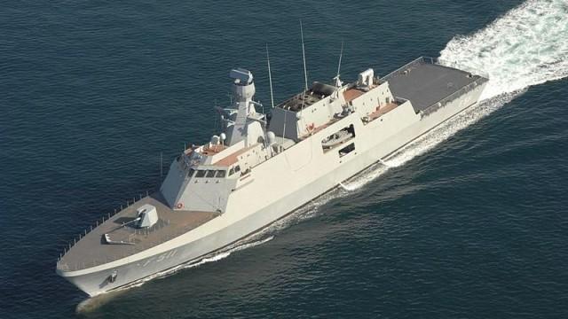 Для ВМС построят