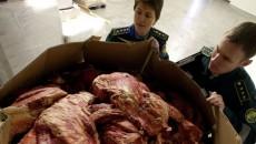 РФ зарпетила поставки мяса из Беларуси