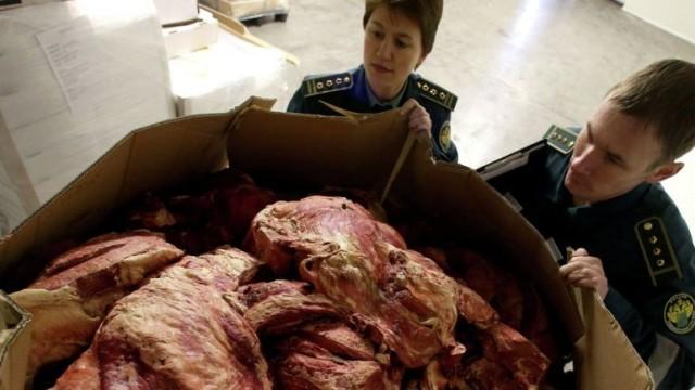 Украина вдвое нарастила экспорт говядины