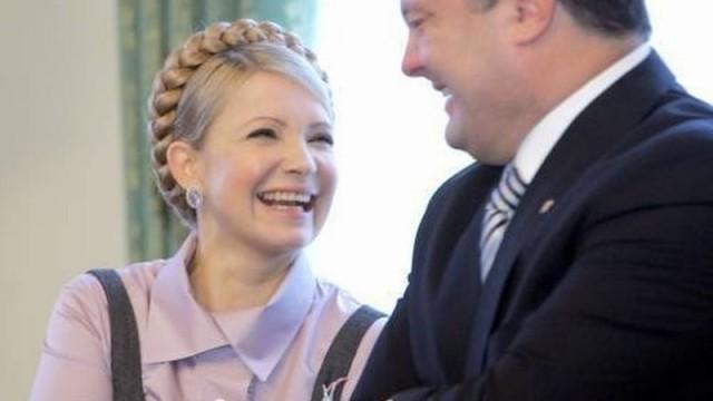 Порошенко и Тимошенко получили заверения в поддержке от президента США