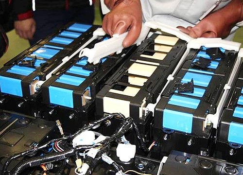 В Европе в завод по производству батарей для электрокаров вольют $4 млрд
