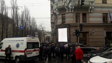 Как киллер расправлялся с экс-депутатом Госдумы в Киеве (ВИДЕО)