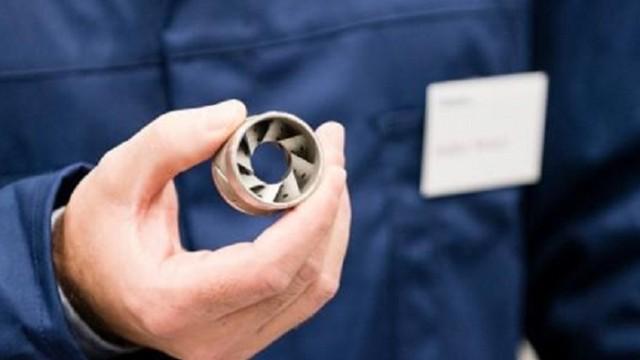 На 3D-принтере напечатали деталь для атомной электростанции