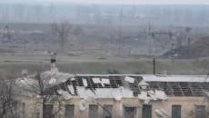 Военные успокаивают, что пожар на складах в Балаклее ликвидирован