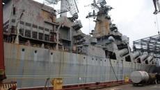Недостроенный крейсер «Украина» планируют продать