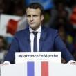Выборы во Франции: во второй тур выходят Макрон и Ле Пен