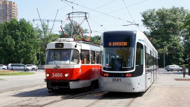 В Киеве будут собирать польские трамваи