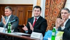 Романа Насирова усадили в новое кресло