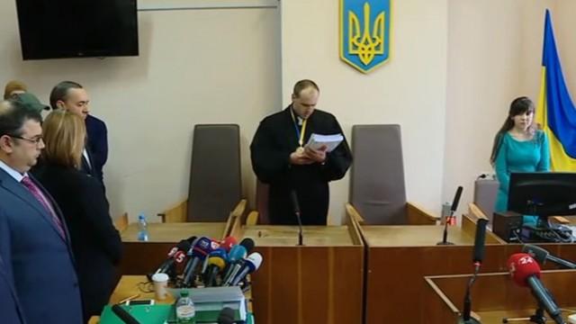 Суд отказал САП в аресте Мартыненко и отдал экс-нардепа на поруки