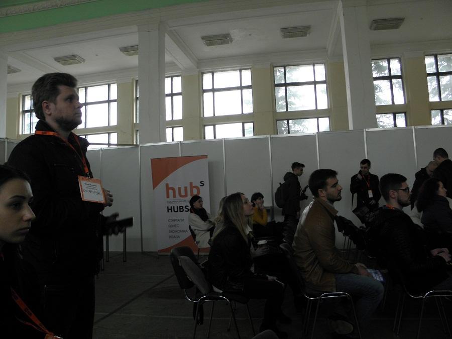 Информационным спонсором форума Innotech 2017 выступил Hubs