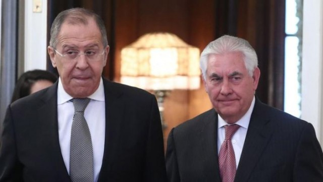 От Украины зависят отношения США и РФ, - Тиллерсон