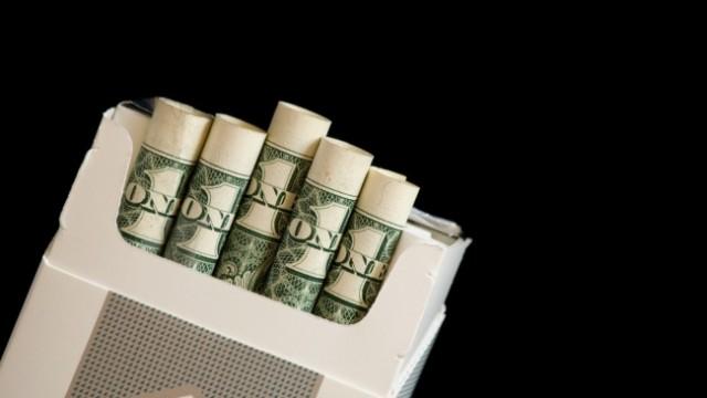 Україна недоотримала у минулому році майже 5,3 мільярда гривень – через незаконну торгівлю тютюновими виробами (дослідження)