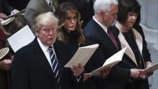 Трамп разрешил священникам проводить политагитацию