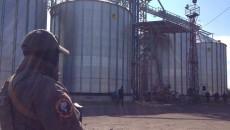 В Харьковской области выявили крупный подпольный зерноэлеватор