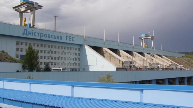 Стартовало строительство второй очереди Днестровской ГАЭС