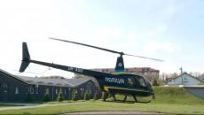 Копы в Киеве впервые следят за порядком на супертехнике