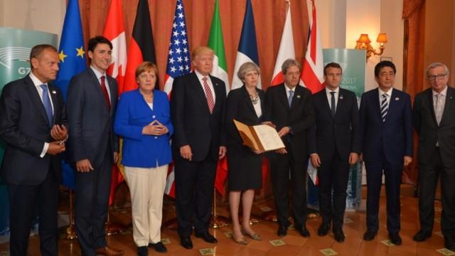 Санкции против России могут ужесточить, - заявление G7