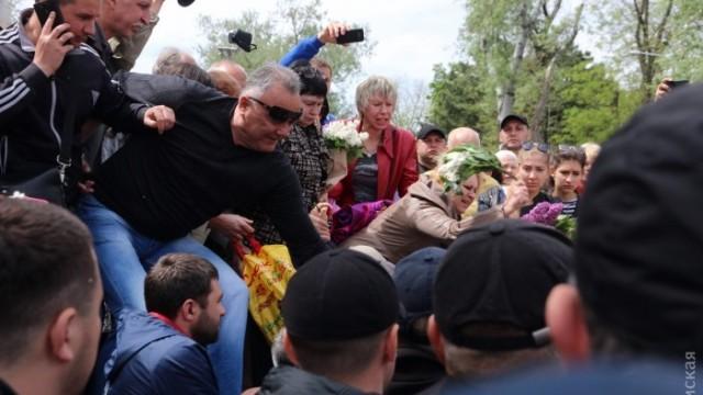 9 мая в Украине: провокации и стычки произошли в шести городах