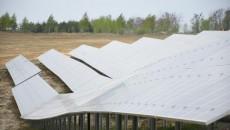 Новая солнечная электростанция на Львовщине обошлась в $10 млн