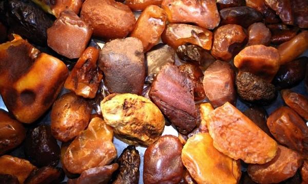 Президент подписал закон о добыче янтаря