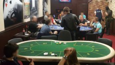 В Киеве силовики закрыли еще одно казино (ФОТО)