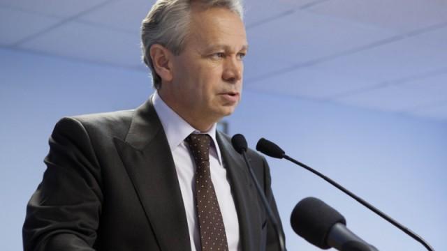 Генпрокуратура огласила подозрение экс-главе Минагрополитики