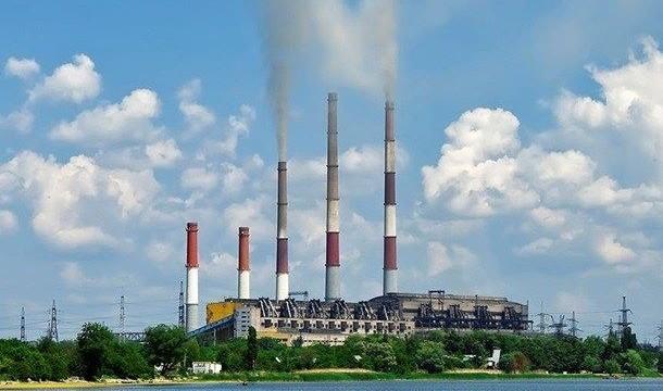 Змиевская ТЭС заработала на газовом угле