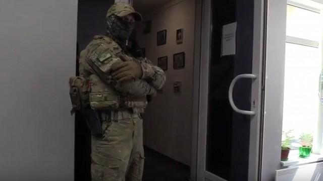 СБУ нагрянула с обысками еще к одному провайдеру (ВИДЕО)