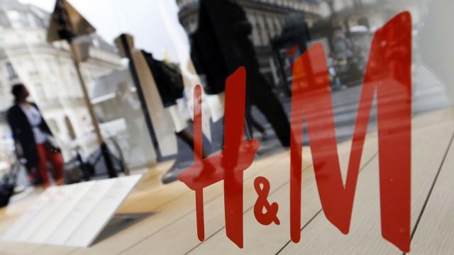 H&M снизил выручку в Украине