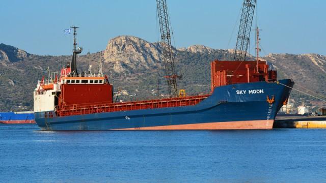 Сирийцы проиграли апелляцию за судно Sky Moon и соду на 18,5 млн грн
