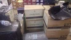 В Киеве у теневиков изъяли 4 тонны вискаря на 5 млн грн