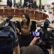 Суд пожалел хулиганку, показавшую грудь Порошенко и Лукашенко