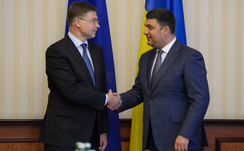 Украина может получить третий транш ЕС до конца года