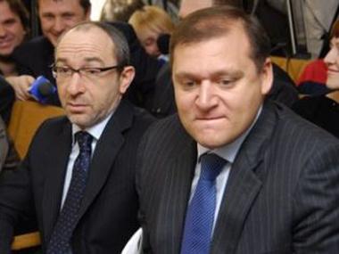 Луценко прошелся по Добкину и Кернесу