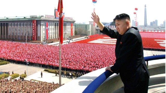 Глава КНДР предложил соседям объединить родину
