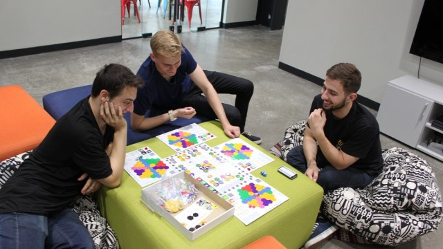 Кейс: настольные игры – удовольствие и бизнес