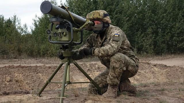 ВСУ приняли на вооружение новый ракетный комплекс