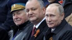 Додон против вывода российских войск из Приднестровья