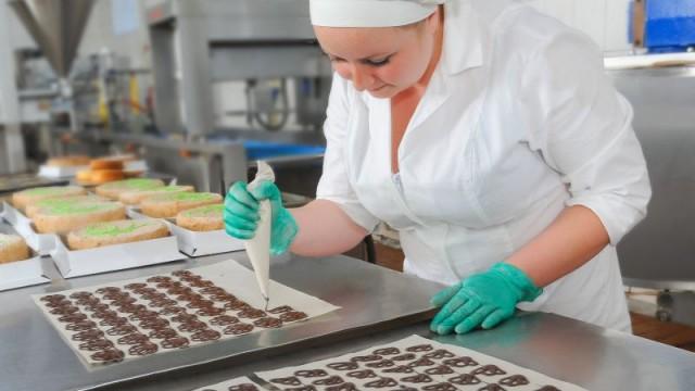 Кондитерская фабрика «Квітень» увеличила объемы производства и реализации кондитерских изделий