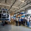 Богуслаев анонсировал выпуск вертолетов