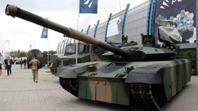 Танк PT-17 выведет украинскую «оборонку» на новый уровень